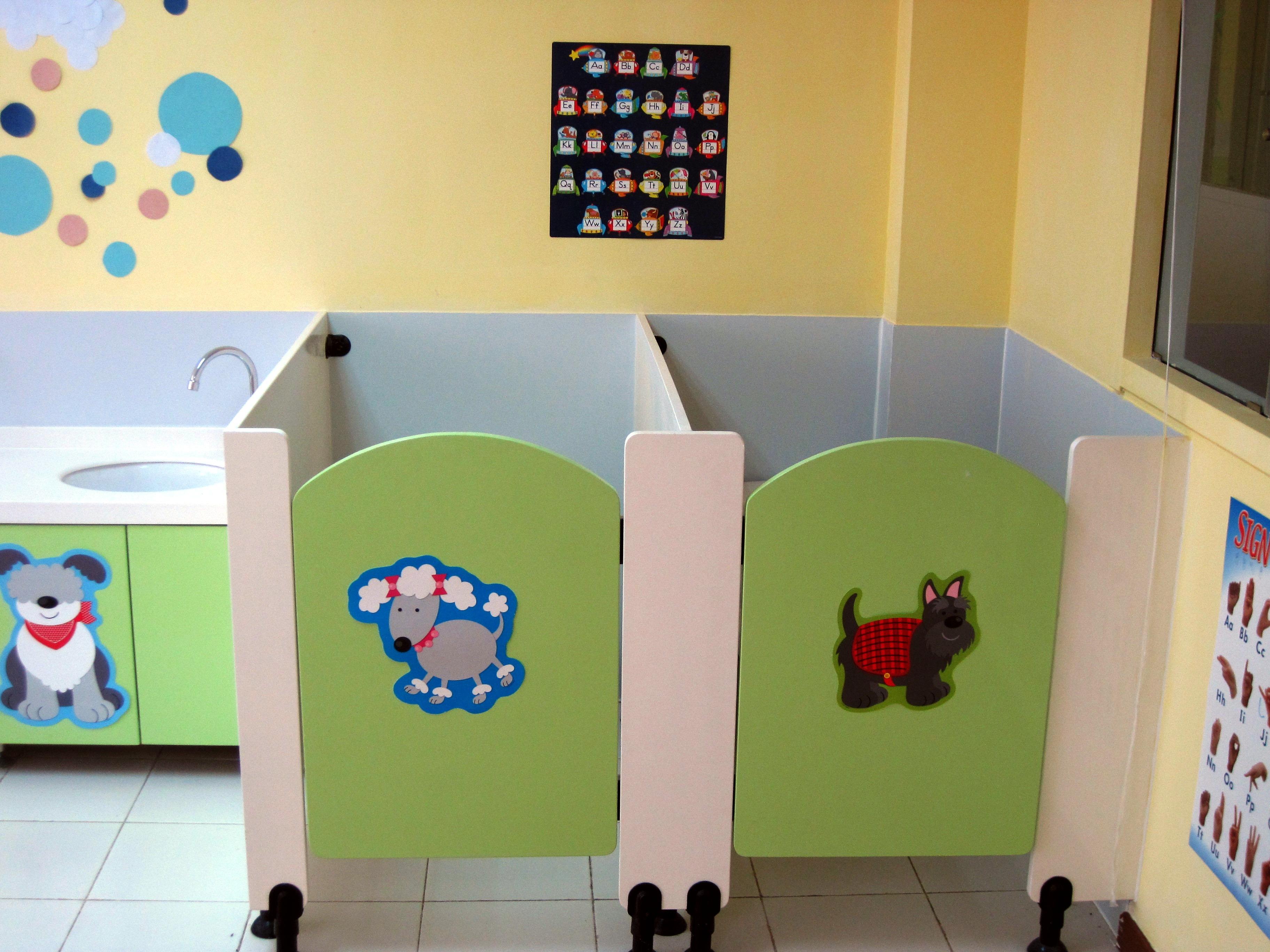 Classroom Bathroom Decor : Kindergarten miles apart